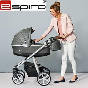 otroški vozički Espiro