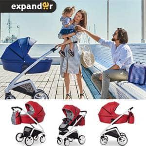 otroški vozički Expander