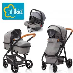 otroški vozički Fillikid