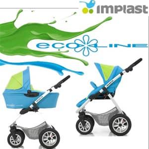 otroški vozički Implast
