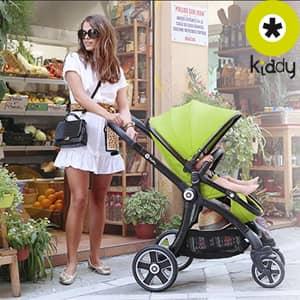otroški vozički Kiddy