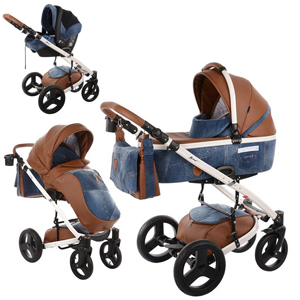 otroški vozički K-One