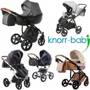 otroški vozički Knorr-Baby