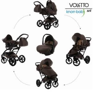 otroški vozički Voletto SET
