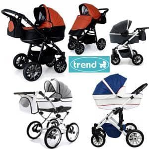 otroški vozički Kowmet-Trend