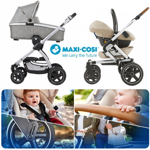 otroški vozički Maxi Cosi
