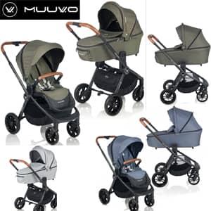 otroški vozički Muuvo