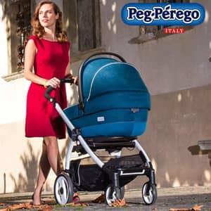 otroški vozički Peg Perego