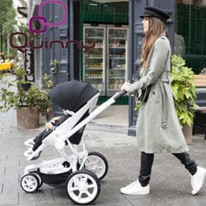 otroški vozički Quinny