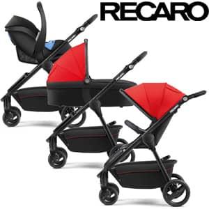 otroški vozički Recaro