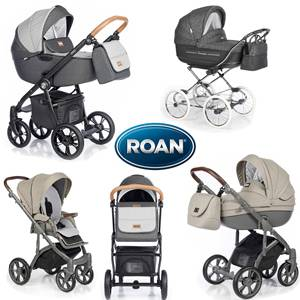 otroški vozički Roan