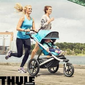 otroški vozički Thule