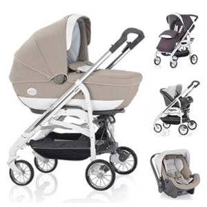 otroški vozički Otutto Deluxe Modularni Sistem