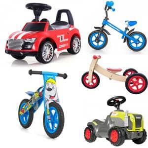 Poganjalci za otroke različnih blagovnih znamk po ugodnih cenah.Poganjalec za otroka je odlična izbira.
