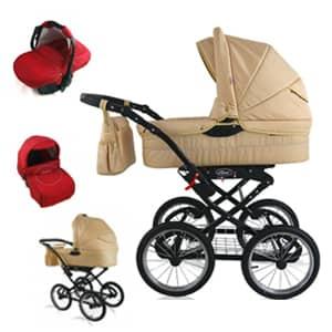 otroški vozički Polaris Retro