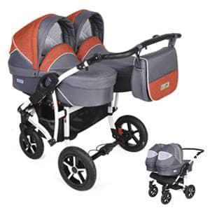 vozički za dvojčke PRIM Twin