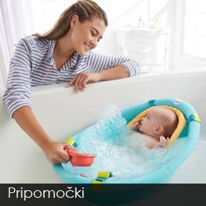 Banjice - Blazine za dojenje - termometri - pripomočki za dojenčke