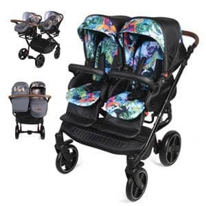 vozički za dvojčke Quick Twin