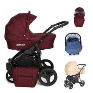 otroški vozički Rotax