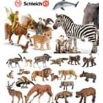 Schleich Živalske Figure