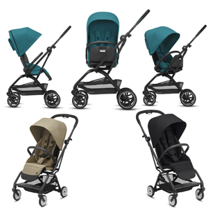 otroški vozički Eezy S TWIST + 2