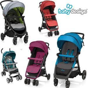 vozički Baby Design