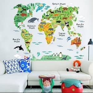Otroške stenske nalepke po ugodnih cenah in ogromna izbira.Stenske nalepke na voljo v naši spletni trgovini