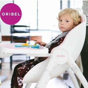 Stolčki za hranjenje Oribel Cocoon ugodno