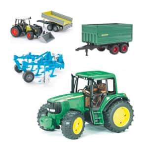 Vozila za otroke - Ladje za otroke - Avioni za otroke - Bagri za otroke - Traktorji in Prikolice