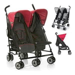 vozički za dvojčke Turbo Duo