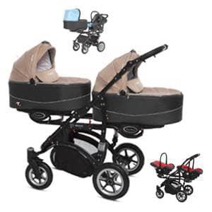 vozički za dvojčke Twinni