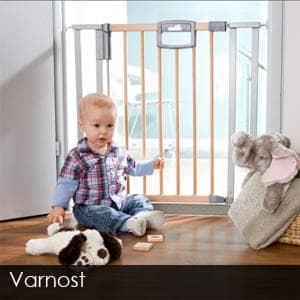 Elektronske varuške - varnostna vrata za otroke in drugi pripomočki