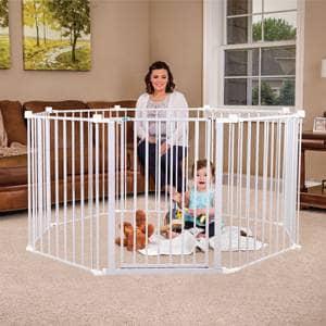 Varnostna ograje za otroke velika ponudba po ugodnih cenah.Varnostne ograja za stopnice so na voljo pri nas po ugodni ceni.