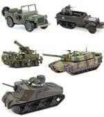 Vojaška Vozila