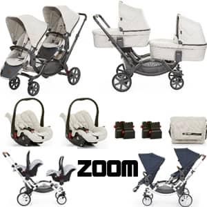 vozički za dvojčke Zoom