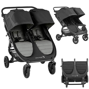 vozički za dvojčke City Mini 2 GT Double