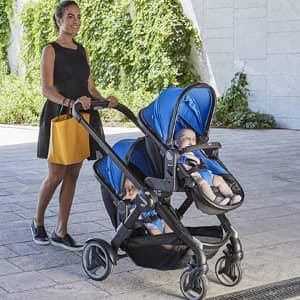 vozički za dvojčke Fully Twin