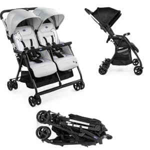 vozički za dvojčke Ohlala Twin