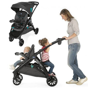vozički za dvojčke Stroll'in'2