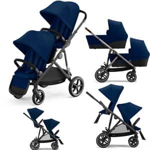 vozički za dvojčke Cybex