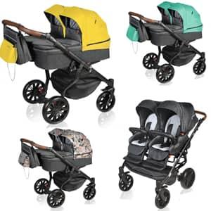 vozički za dvojčke Vivo TWIN