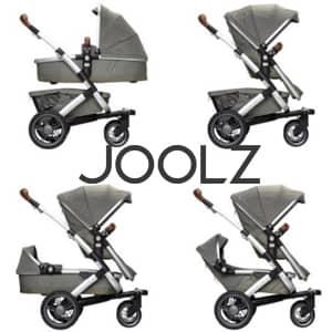 vozički za dvojčke Joolz