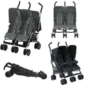 vozički za dvojčke Koelstra Simba Twin T4