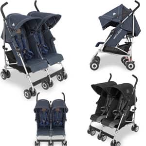 vozički za dvojčke Twin Triumph