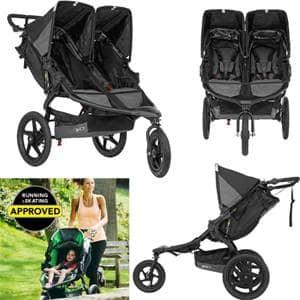 vozički za dvojčke Bob Revolution Pro Duallie