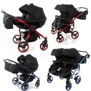 vozički za dvojčke Junama Individual Line Duo