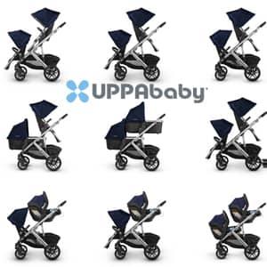 vozički za dvojčke Uppababy