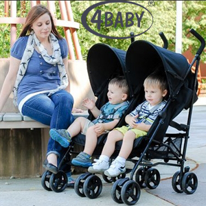 vozički za dvojčke 4baby