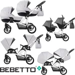vozički za dvojčke Bebetto