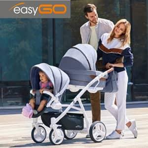 vozički za dvojčke EasyGo